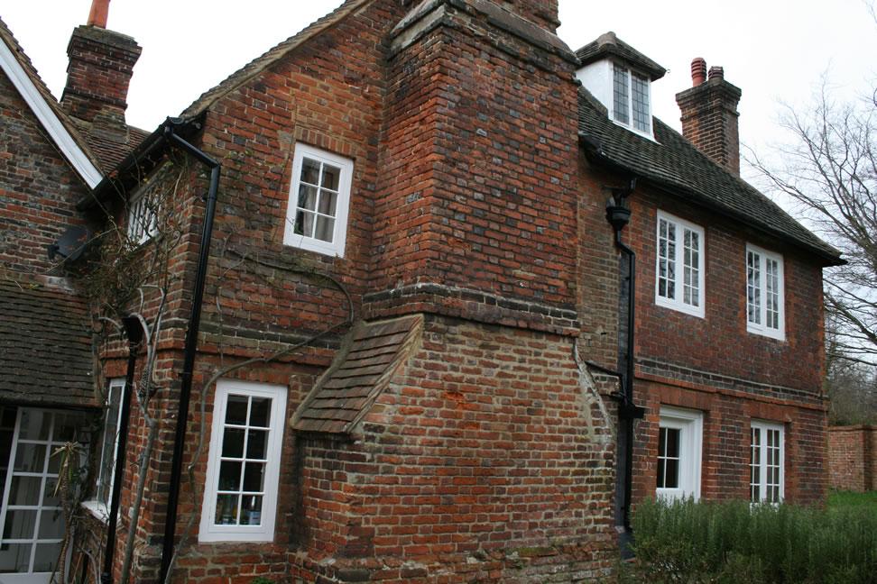 Period property exterior